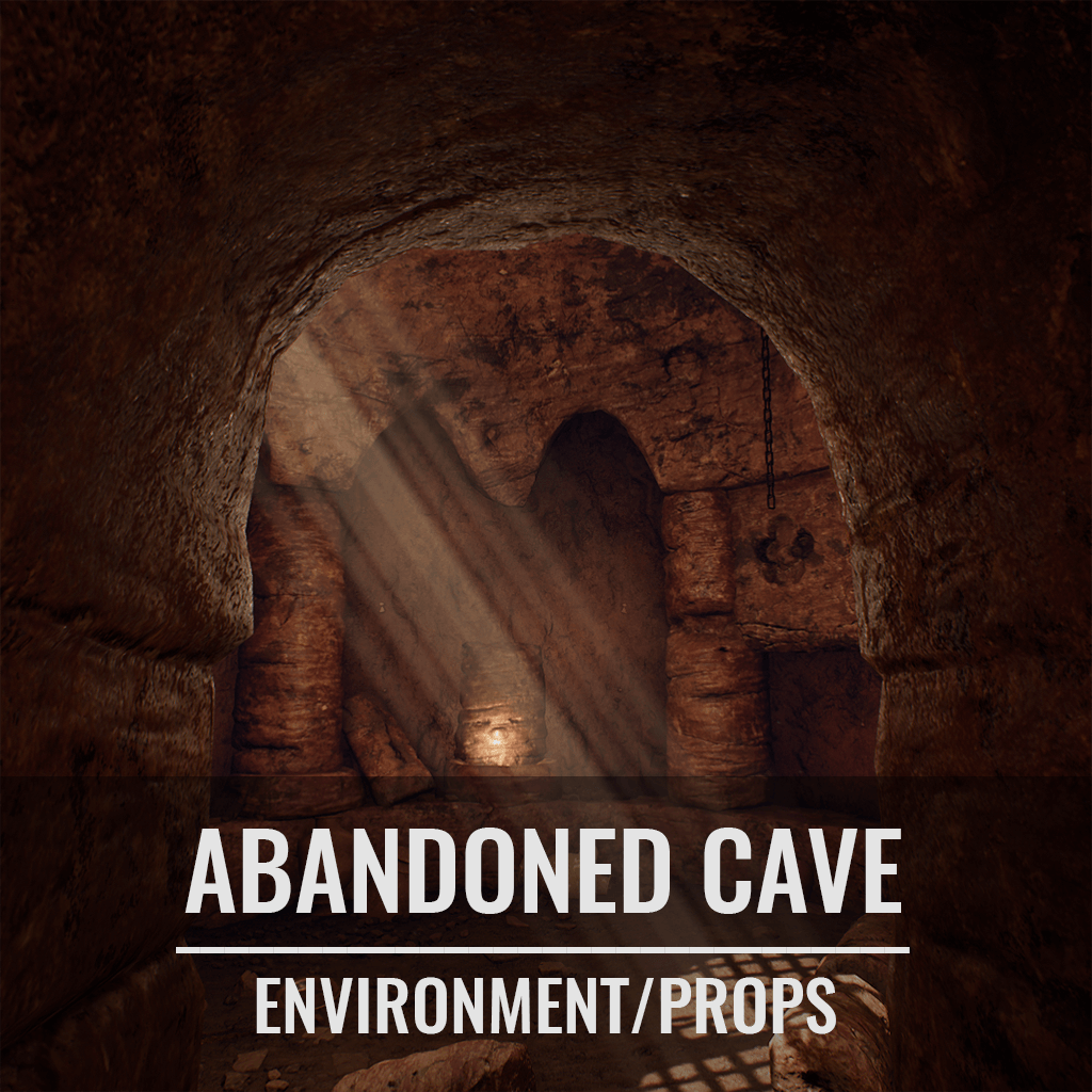Abandoned Cave