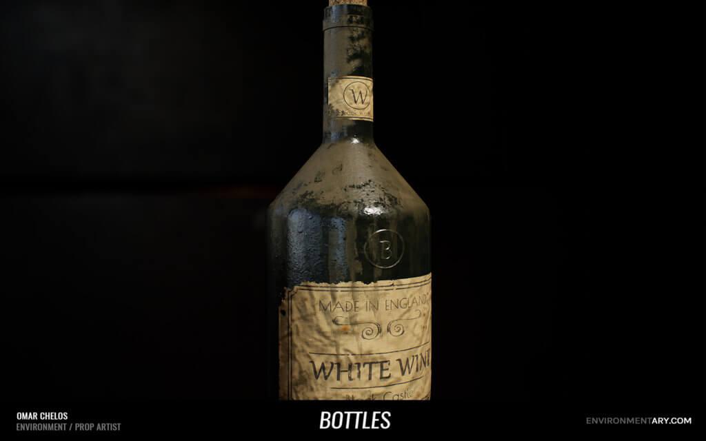 Wine Bottle Screenshot 02
