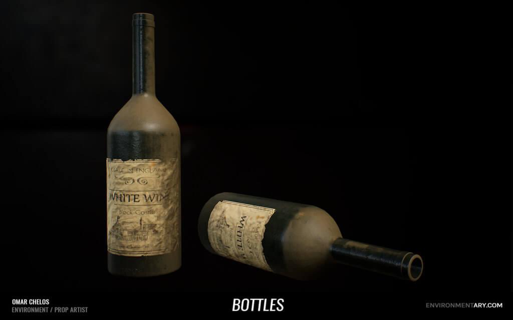 Wine Bottle Screenshot 05
