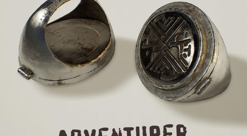 Adventurer Pack – Sundial Ring