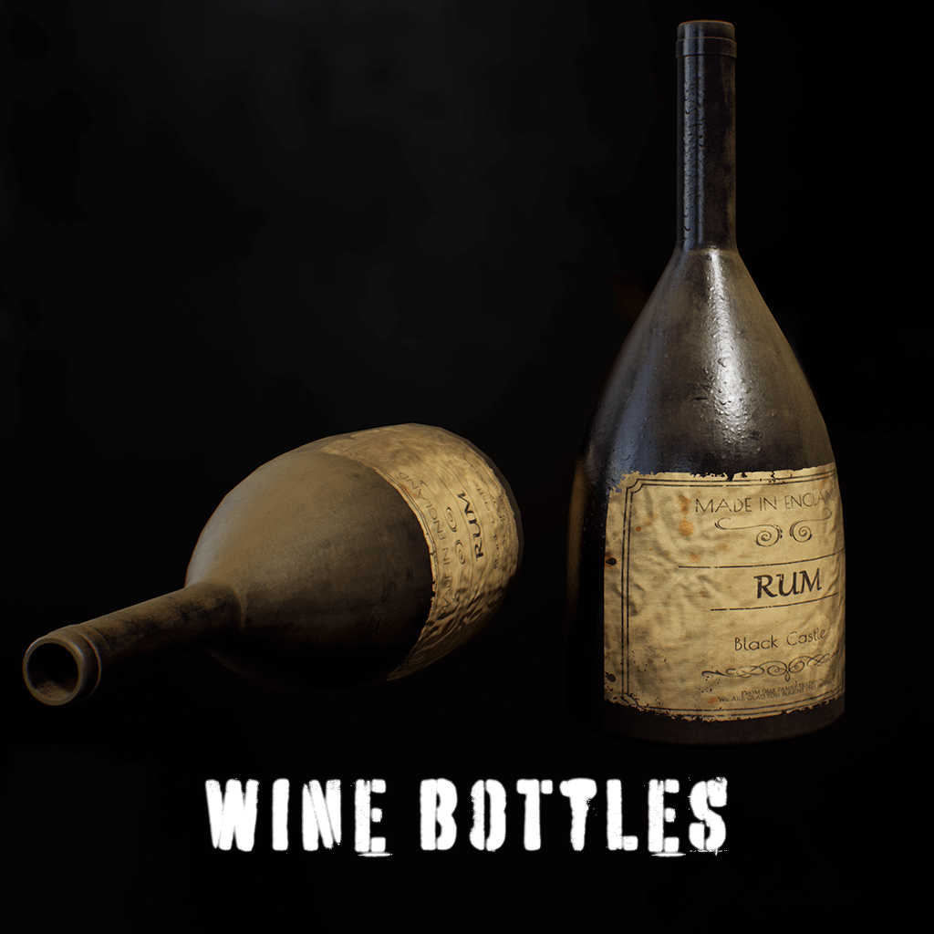 Wine Bottle Thumbnail