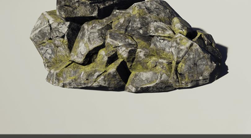 Revenants – Cliffs & Rocks