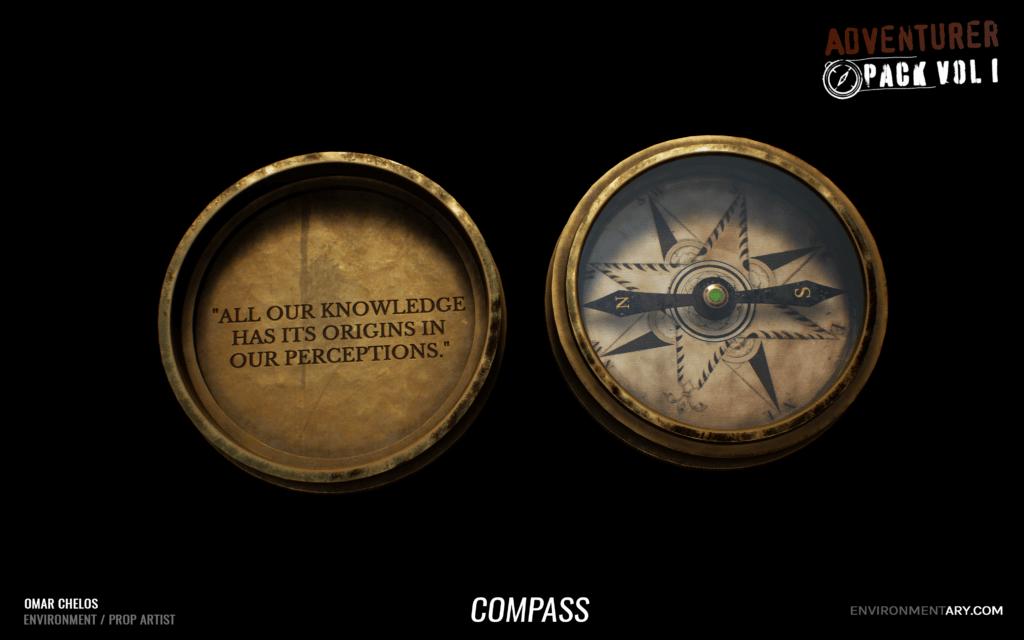Adventurer Pack - Compass 01