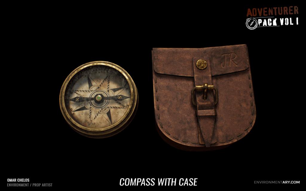 Adventurer Pack - Compass 08