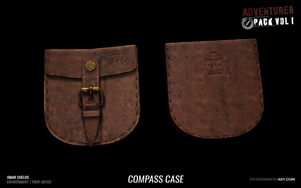 Adventurer Pack - Compass 09