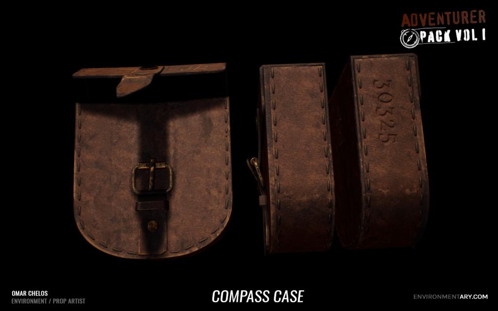 Adventurer Pack - Compass 10