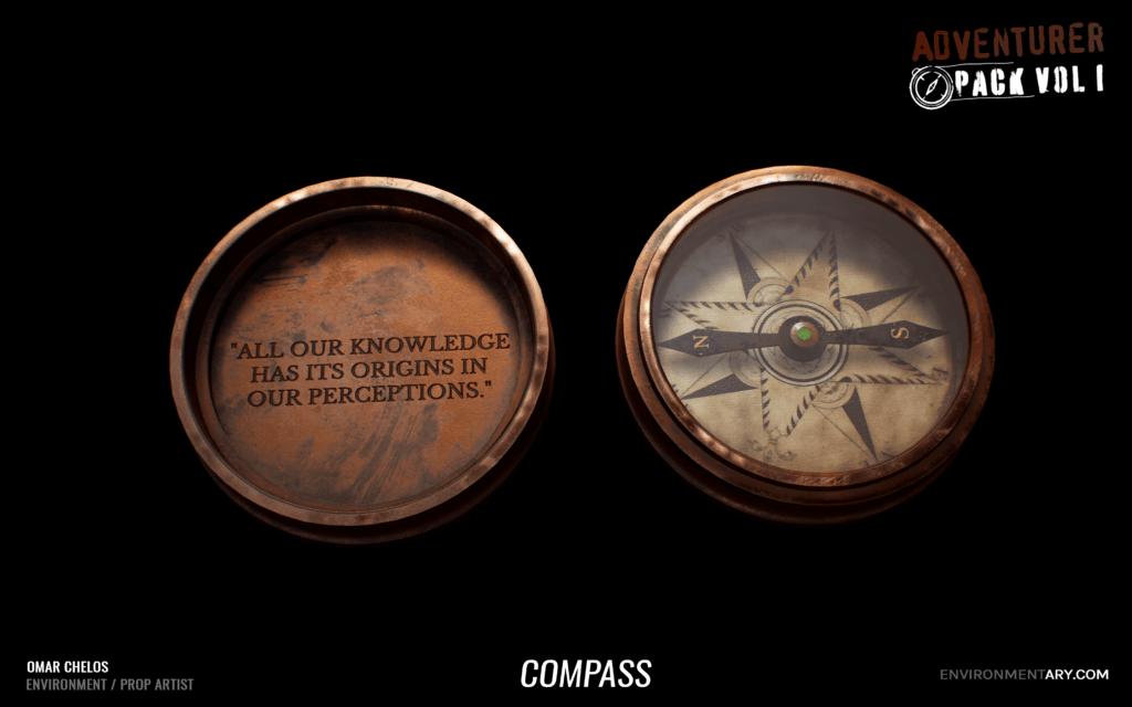 Adventurer Pack - Compass 11