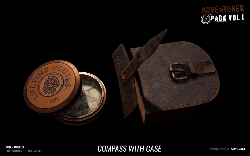 Adventurer Pack - Compass 13