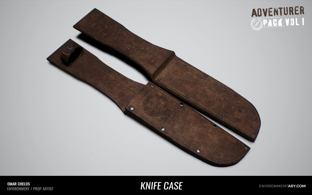 Adventurer Pack - Case 01