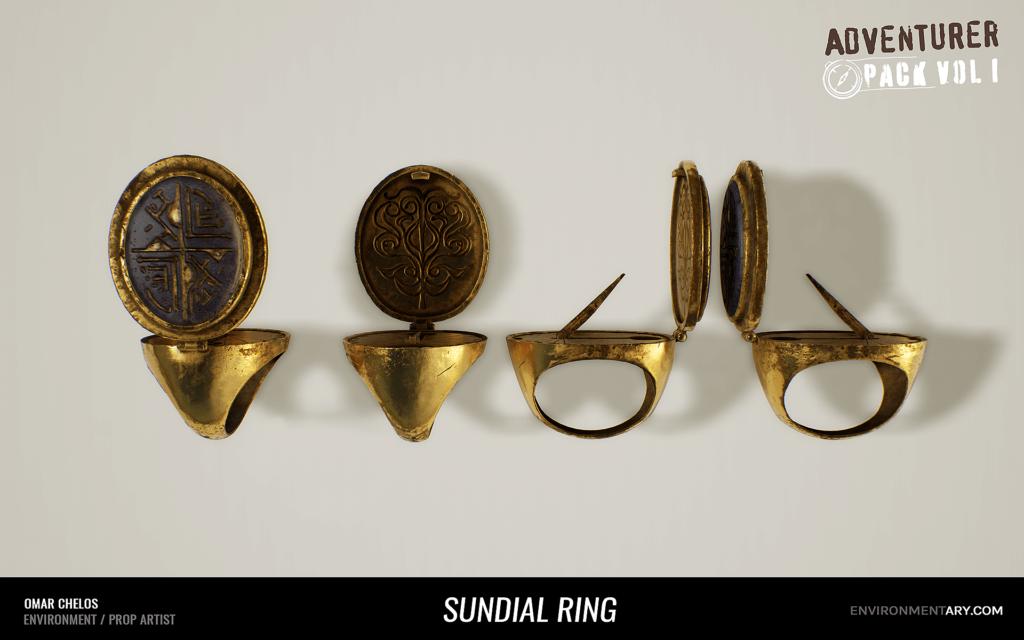 Sundial Gold 02