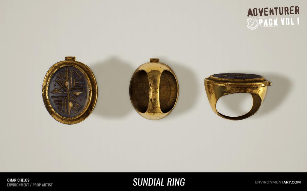Sundial Gold 03