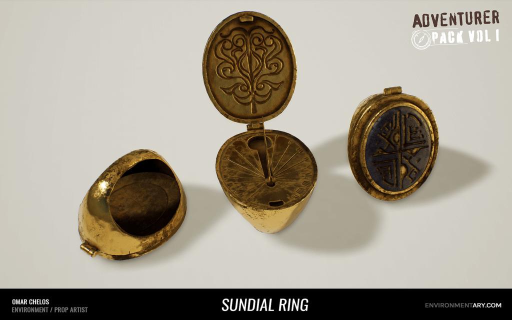 Sundial Gold 05