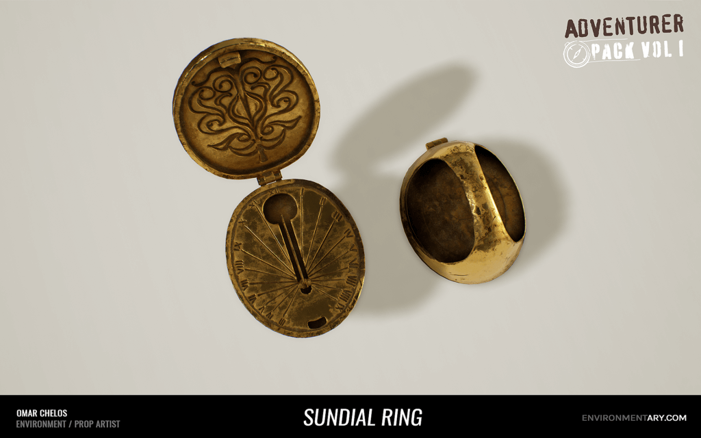 Sundial Gold 06